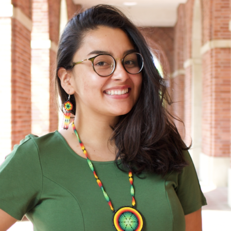 Analia Cabral, Graduate Research Assistant